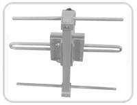 HD-SGABM型三元八木标准增益必威体育备用网址竞猜